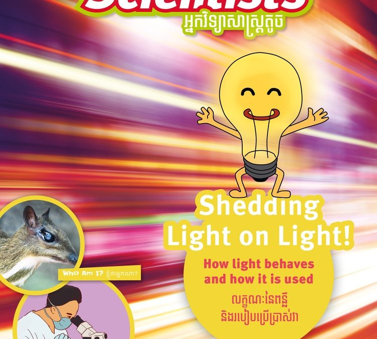 Nº 15 – Shedding light on light!